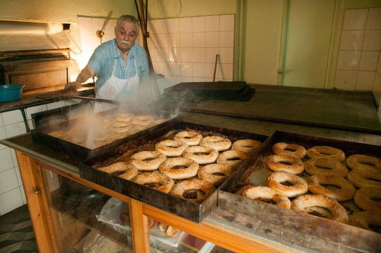 Photo Gallery: Traditional bakery